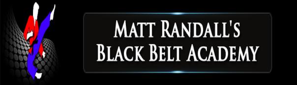 Matt Randall's Black Belt Academy-WPheader