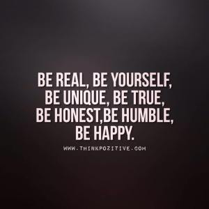 Be-Real-Be-Yourself